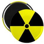 Radioactive sign1 Magnet