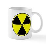 Radioactive sign1 Mug