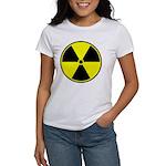 Radioactive sign1 Women's T-Shirt