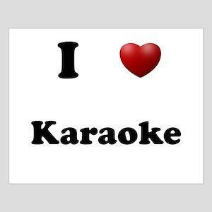 Karaoke Small Poster