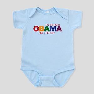Obama 2012 Gay Marriage Infant Bodysuit