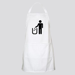 Litter waste garbage Apron