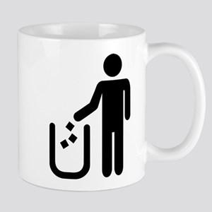 Litter waste garbage Mug