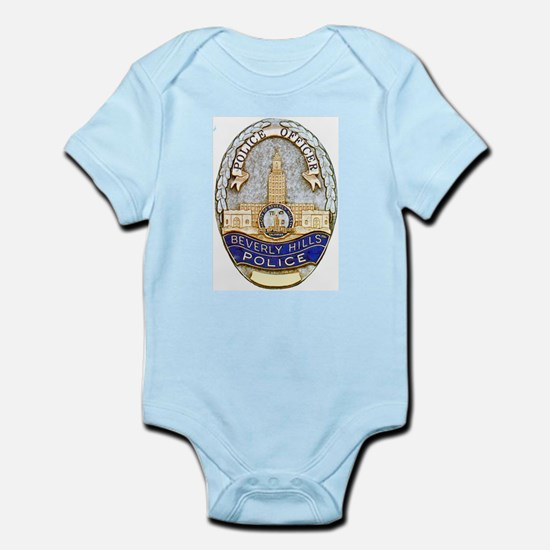 Beverly Hills Police Infant Creeper