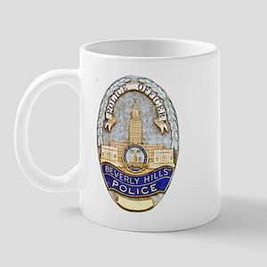 Beverly Hills Police Mug