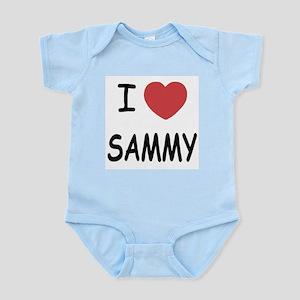 I heart SAMMY Infant Bodysuit