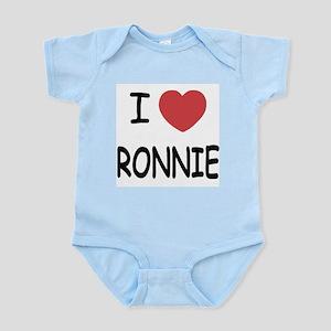 I heart RONNIE Infant Bodysuit