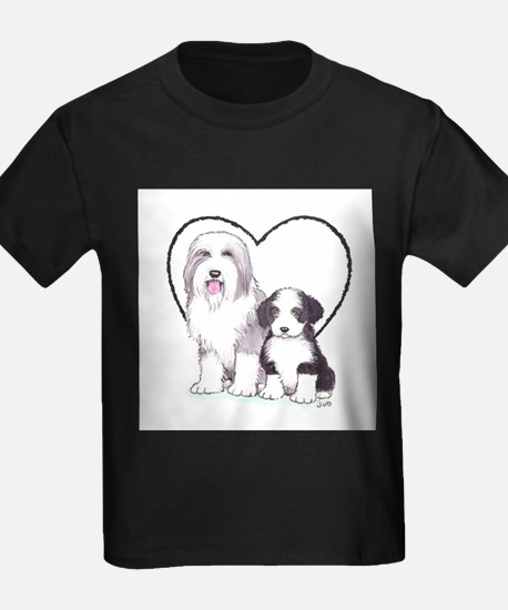 Bearded Collies T