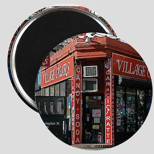 Greenwich Village: Village Cigars Magnet