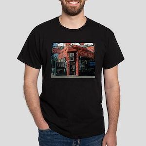 Greenwich Village: Village Cigars Dark T-Shirt