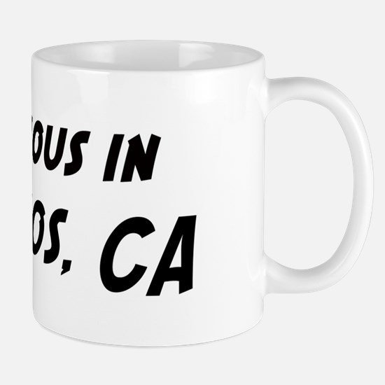 Famous in Los Gatos Mug