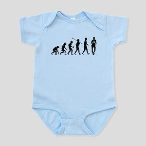 Race Walking Infant Bodysuit