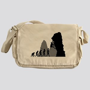 Rock Climbing Messenger Bag