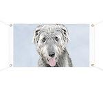 Irish Wolfhound Banner