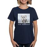 Irish Wolfhound Women's Dark T-Shirt