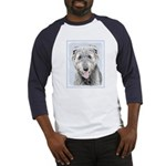 Irish Wolfhound Baseball Tee