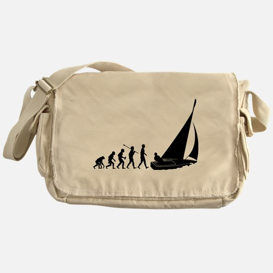 Sailing Messenger Bag