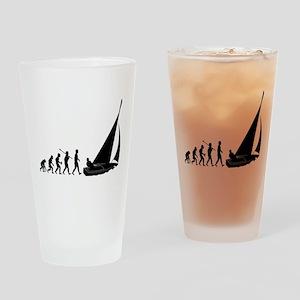 Sailing Drinking Glass