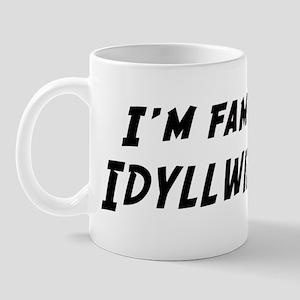 Famous in Idyllwild Mug