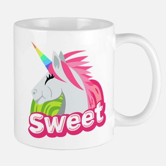 Emoji Unicorn Sweet Mug