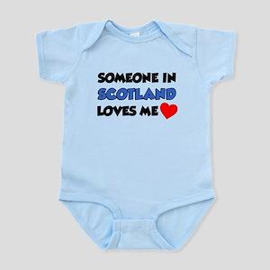 Someone In Scotland Loves Me Infant Bodysuit