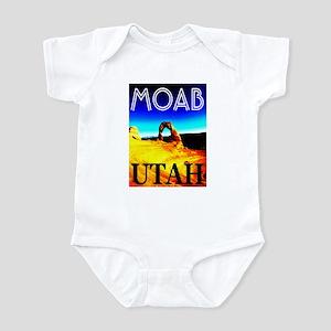 Moab, Utah Infant Creeper