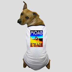 Moab, Utah Dog T-Shirt