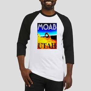 Moab, Utah Baseball Jersey
