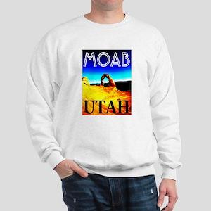Moab, Utah Sweatshirt