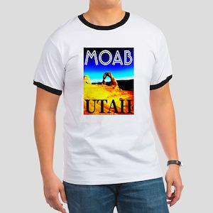Moab, Utah Ringer T