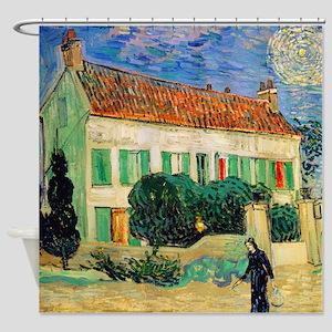 Van Gogh Shower Curtain