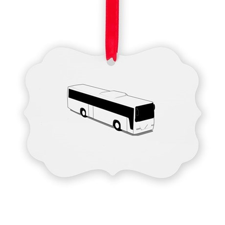 BabyDaddyDark.png Picture Ornament