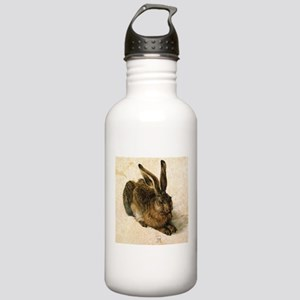 Albrecht Durer Young Hare Stainless Water Bottle 1