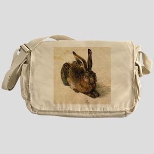 Albrecht Durer Young Hare Messenger Bag