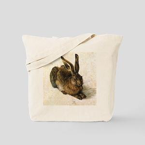 Albrecht Durer Young Hare Tote Bag