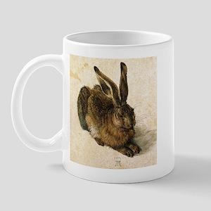 Albrecht Durer Young Hare Mug