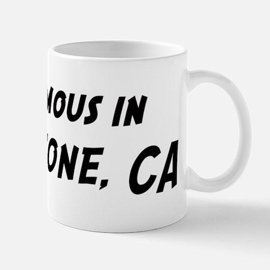 Famous in Moonstone Mug