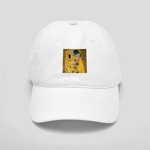 Gustav Klimt The Kiss (Detail) Cap