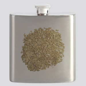 Gold Nuggets Flask