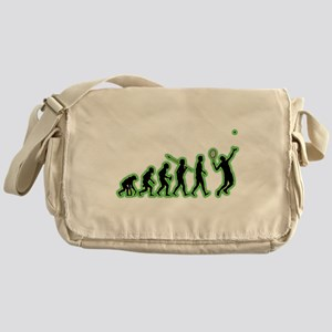 Tennis Messenger Bag