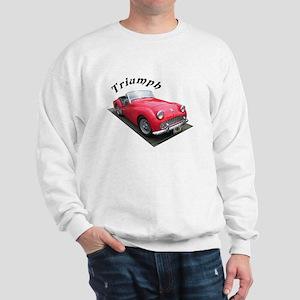 1961 Triumph Sportscar! Sweatshirt
