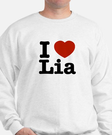 I Love Lia Jumper