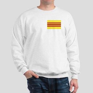 Flag of Vietnam Sweatshirt