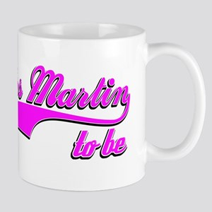 Mrs Martin to be Mug