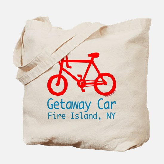Fire Island Getaway Car Tote Bag
