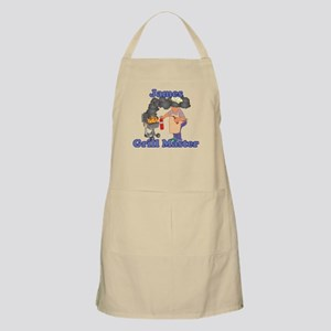 Grill Master James Apron
