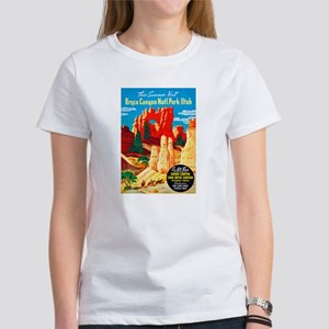 Utah Travel Poster 2 Women's T-Shirt