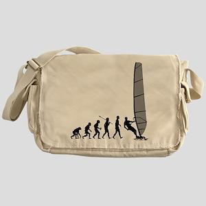 Wind Surfing Messenger Bag