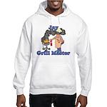 Grill Master Jay Hooded Sweatshirt