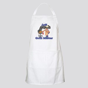 Grill Master Jeff Apron